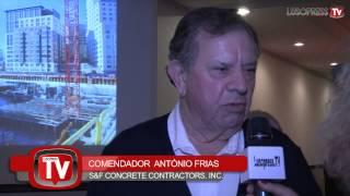Comendador António Frias reúne família e colaboradores para um jantar de natal
