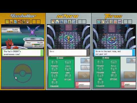 Legends Challenge: Pokemon Heart Gold and Soul Silver - Part 52