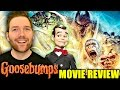 Goosebumps - Movie Review