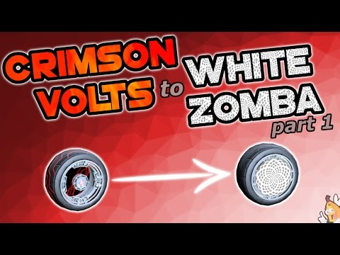 From Crimson Volts to White Zomba Pt. 1 | Rocket League Trading Guide