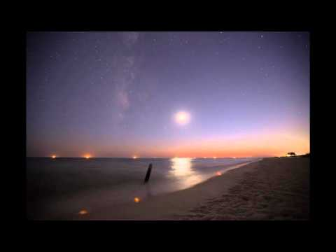 Beach Milky Way Stars Astrophotography Time-lapse photography
