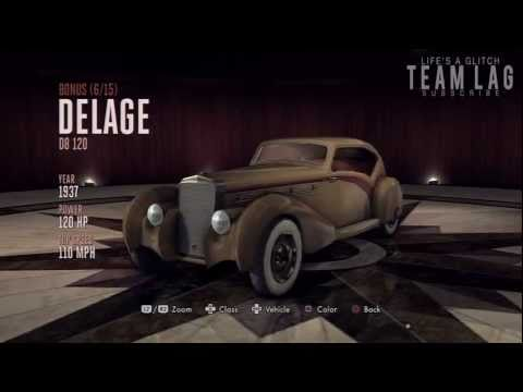 L.A. Noire: Hidden Vehicle Locations Guide (Part 1)