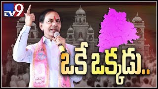 KCR as single star campaigner brought grand victory
