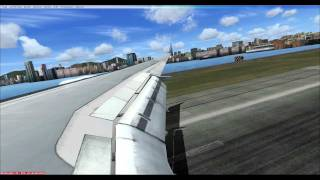 Landing at Hon Kong Wingview