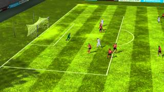 FIFA 14 Android - RC Lens VS LOSC