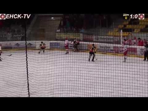 Tölzer Löwen vs. EHC Klostersee (19.10.2014)