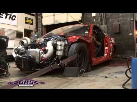 1104bhp Celica by Paradise Racing. Borg Warner S500SX Turbo and a 2RZ-FE 2.4ltr HiLux engine!
