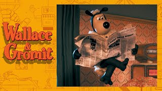 The Snoozatron - Cracking Contraptions - Wallace and Gromit