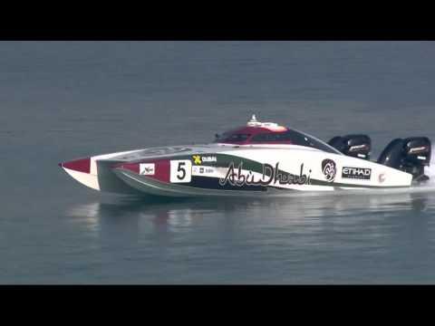2015 XCAT World Series, Round 5 - Live Webstream, Pole Position - Dubai, U.A.E