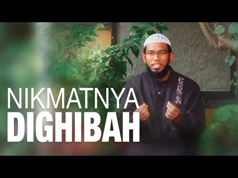 Ceramah Singkat: Nikmatnya Dighibah - Ustadz Muhammad Nuzul Zikri, Lc.