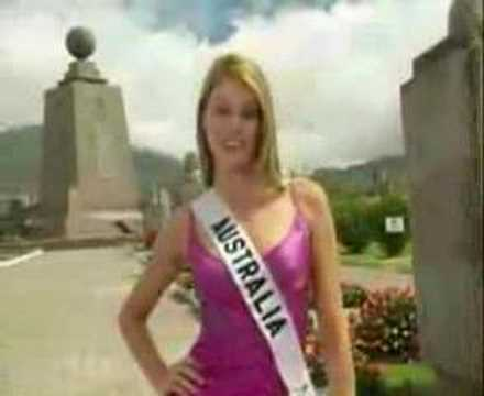 Miss Universe - The Mikimoto Era (1/3) Video