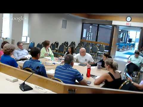 City of Mission Finance and Admin. Meeting July 9, 2014