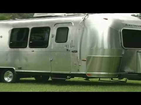RV Road Test Video - Airstream Safari Travel Trailer by Ashley Gracile Distant Roads