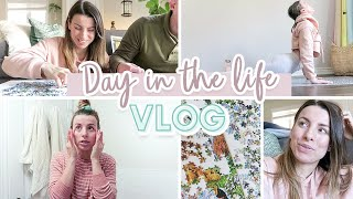 Day In The Life + Activities From Home | VLOG