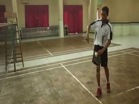 Jpok Uns Penkepor 2011 - Teknik Dasar Bulutangkis   Badminton video