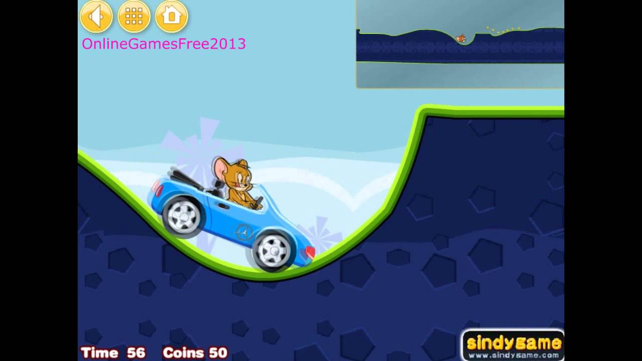 Play Tom and Jerry games