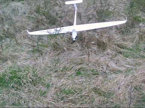 ASW 28 EPO EPP slope soaring in heavy winds;...