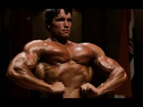 "Arnold Schwarzenegger - ""Who do YOU want to be in life?"""