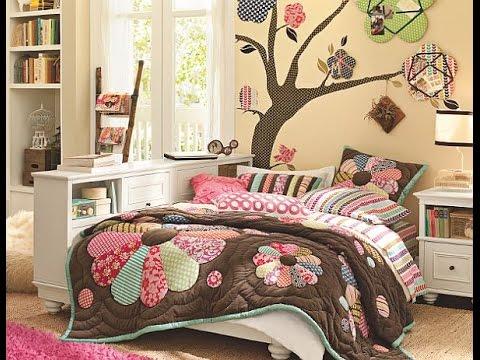 Дизайн подростковой комнаты девочки