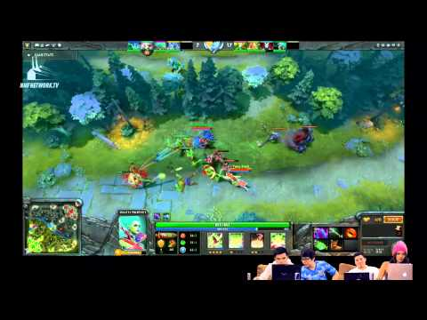 RobotRice S02E02 Megan Young plays Dota 2 with Team RobotRice