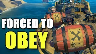 Sea of Thieves - Captured by Enemy Pirates