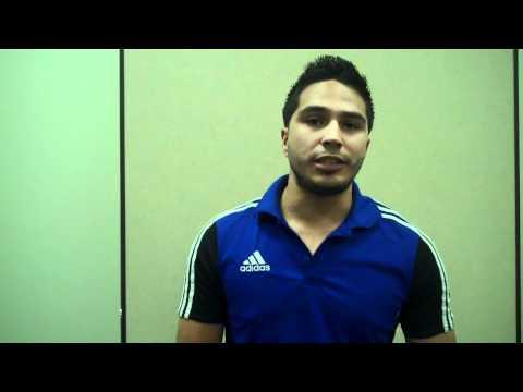 Cesar Dominguez-OLLU Saints Bowling
