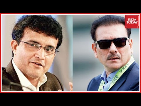 India Today Exclusive: Saurav Ganguly Opens Up On Ravi Shastri Row