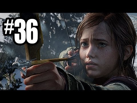 The Last of Us Gameplay Walkthrough – Part 36 – HITLER, SATAN, DAVID!! (PS3 Gameplay HD)