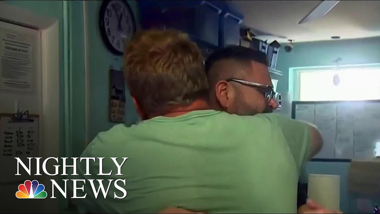 Nearly a Week After Irma, Florida Keys Residents Begin Returning Home | NBC Nightly News