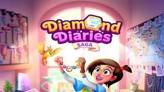 Diamond Diaries Saga - King - Gameplay - iOS / Android
