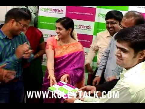 Devayani at Green Trends