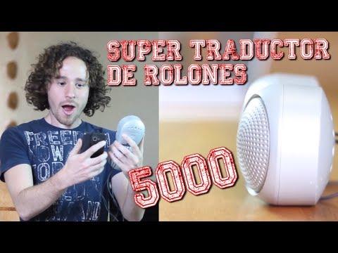 Traductor de Rolones 5000 / Molcajete