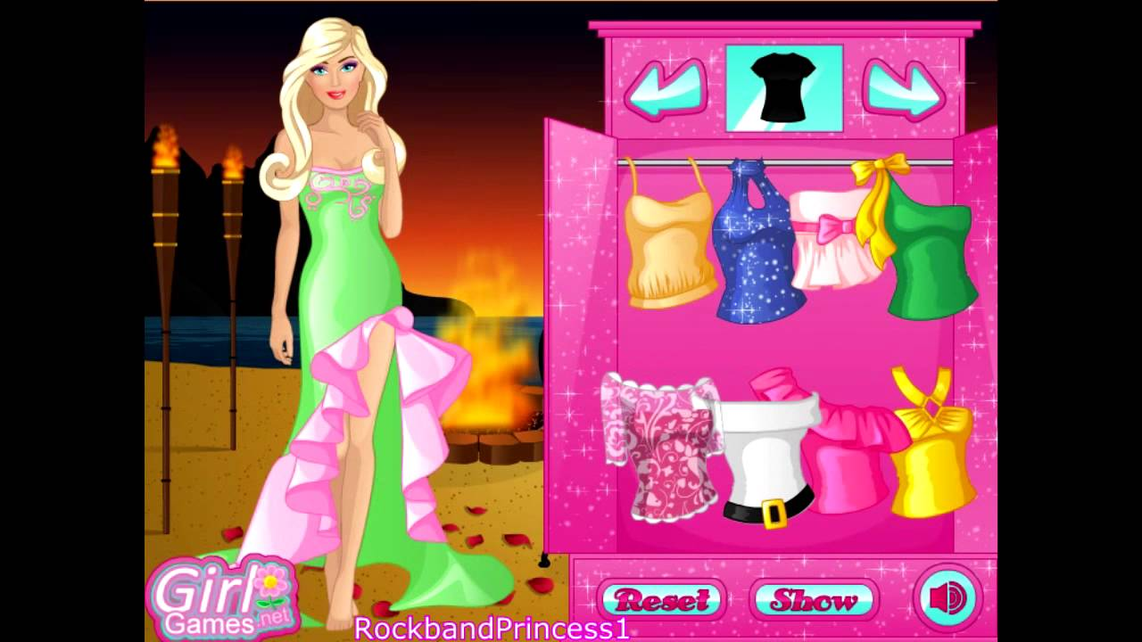 Barbie dating games free online
