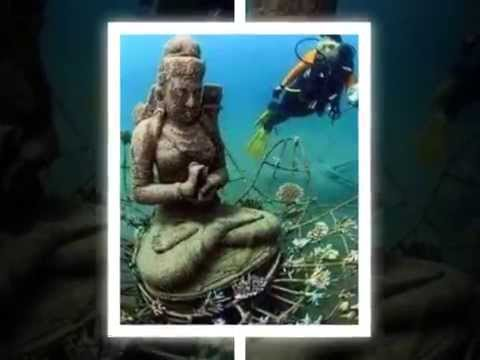 Temple found in Malaysia underwater 2000 years back
