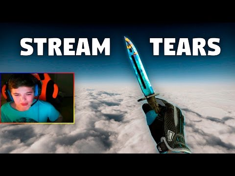 TOP 5 EMOTIONAL MOMENTS CAUGHT ON STREAM! - CS:GO