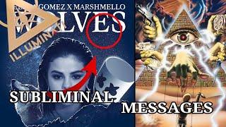 Download Lagu Selena Gómez, Marshmello- Wolves (Subliminal Messages) Gratis STAFABAND