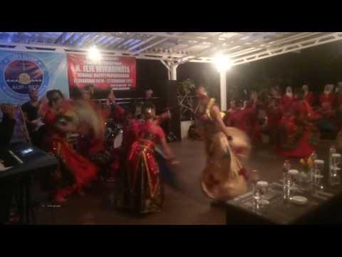 ALGIA dance&ethnic percussion annyversary 1 th 1bupati