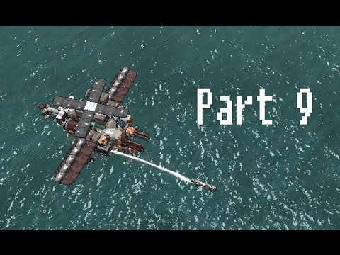 From The Depths| S3 Part 9 | Drones and Missiles!