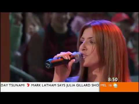 Helena Paparizou - My Number One (Live  Sunrise 2005)