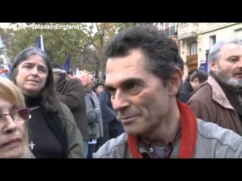 French Media Blacks Out Protest against Radical Islam