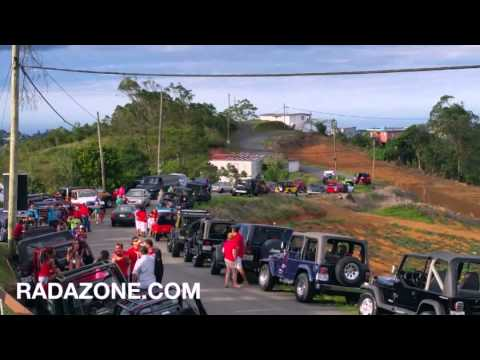 RADAZONE.COM 4ta Trulla Bertito Car Wash Orocovis 2014