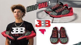 LaMelo Ball's Signature Sneaker! EVERYTHING YOU NEED TO KNOW!!