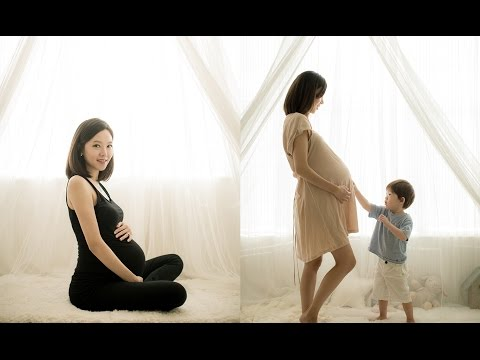 Maternity Photos By Hubby ♥