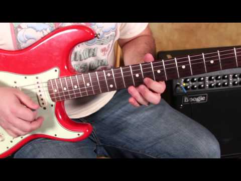 Blues Guitar Soloing Lesson Inspired by John Mayer - BB Box Concepts for Blues Guitar Solos
