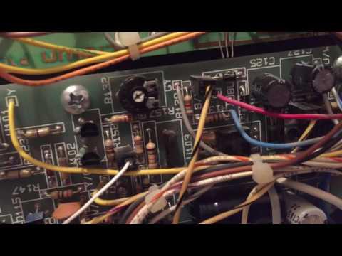 crown amplifier repair part2