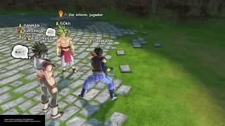Dragon Ball Xenoverse 2 Hero Colosseum 3 jugadores Top Ten