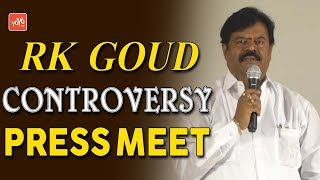 RK Goud Controversy Press Meet about Producer Council Elections 2019 | Latest Updates