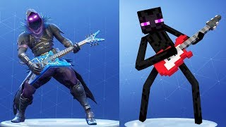 Monster School : Fortnite Dance Challenge 3 - Minecraft Animation