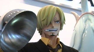 ONE PIECE RESTAURANT BARATIE 【Fuji TV Official】