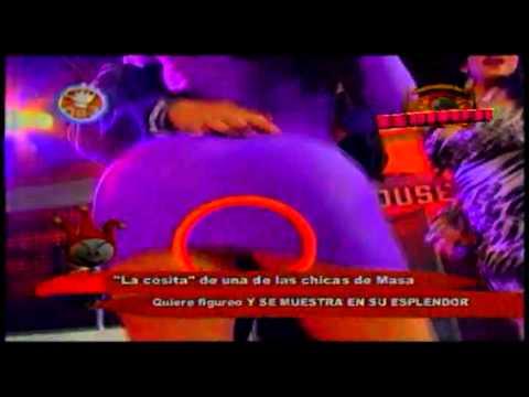 Presentadora de Tv Dominicana sin Pantis